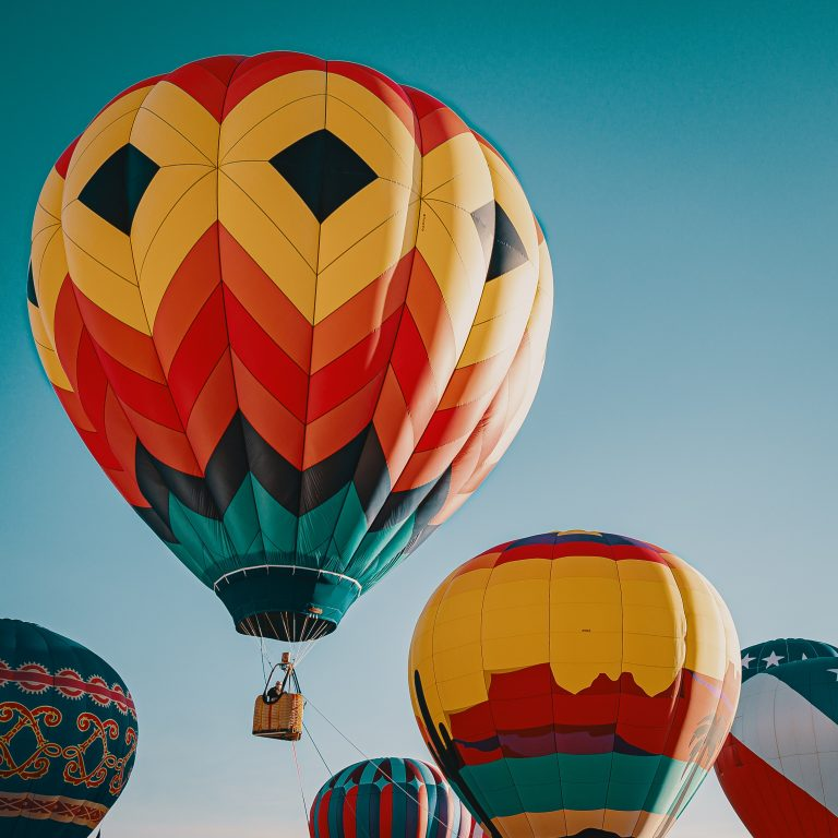 photo-of-multi-coloured-hot-air-balloons-3027216